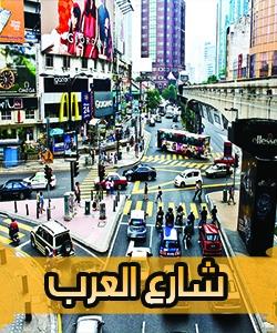 شارع العرب صور